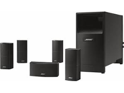 Altavoces BOSE Acoustimass 10 Serie V Negro