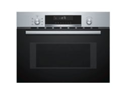 Horno BOSCH CMA585MS0 (44 L - 59.4 cm - Manual - Inox)