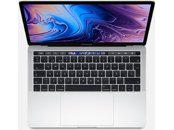 MacBook Pro 2019 TB APPLE Plata - MV992Y/A (13.3'' - Intel Core i5 - RAM: 8 GB - 256 GB SSD - Intel Iris Plus 655) — macOS | QHD