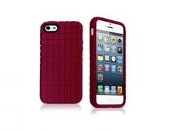 Carcasa SBS Wheel iPhone SE, 5, 5s rojo