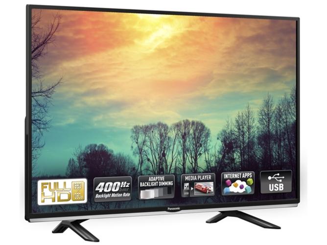 aaf52c7bb TV LED FHD PANASONIC Smart TV 40   TX-40DS400E - WORTEN
