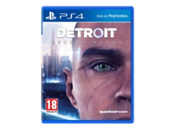 Preventa PS4 Detroit: Become Human