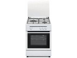 Cocina VITROKITCHEN CB5530BN Naat (53 L - Gas Natural - Blanco)