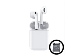 Auriculares Bluetooth True Wireless KLACK I12 (In Ear)