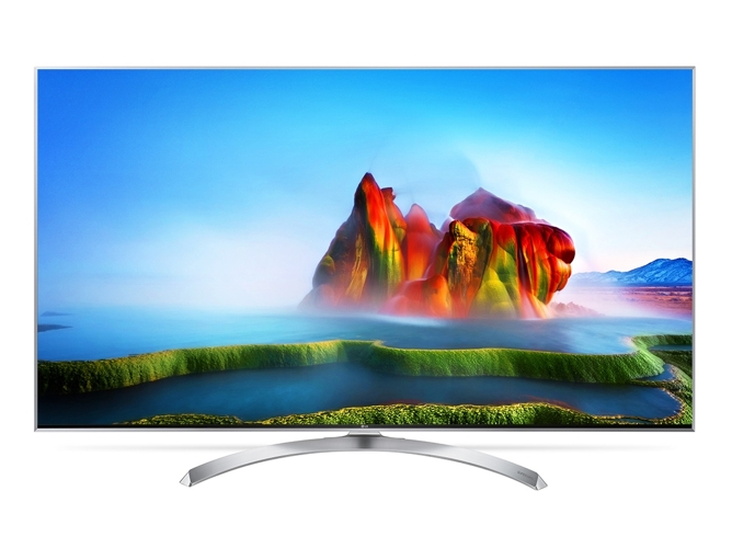 TV LED 4K Ultra HD Smart TV 65'' LG 65SJ810V