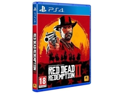 Consola PS4 1TB + Red Dead Redemption 2 + GTA V