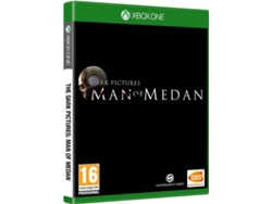 Juego Xbox One The Dark Pictures: Man of Medan