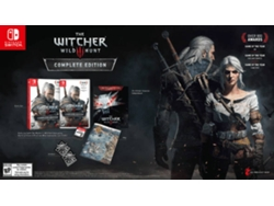 Juego Nintendo Switch The Witcher 3: Wild Hunt: Complete Edition (Acción - M18)