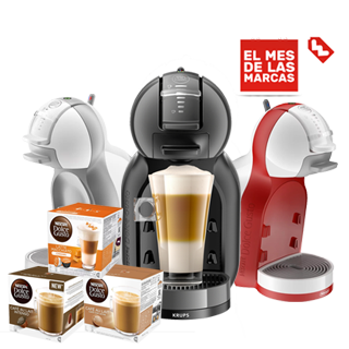 Cafetera Dolce Gusto Mini Me a 45€