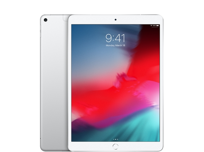 iPad Air 2019 APPLE (10.5'' - 256 GB - Wi-Fi - Plata) — iOS 12 | QHD