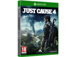 Juego XBOX ONE Just Cause 4