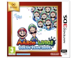 3DS Selects Mario & Luigi: Dream Team Bros