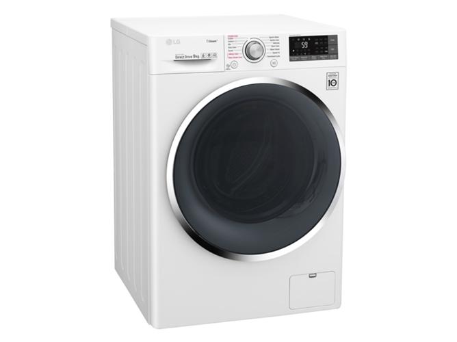 Lavadora 10 kg lg f4j7jy2w worten - Opiniones lavadoras lg ...