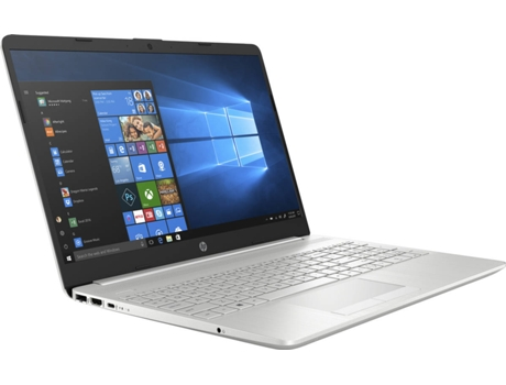 Portátil HP 15-dw1031ns (15.6'' - Intel Core i5-10210U - RAM: 8 GB - 512 GB SSD PCIe - Intel UHD Graphics) — Windows 10 Home