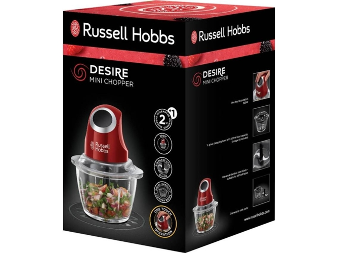 Picadora RUSSELL HOBBS Desire 24660-56 (200 W) — 200 W