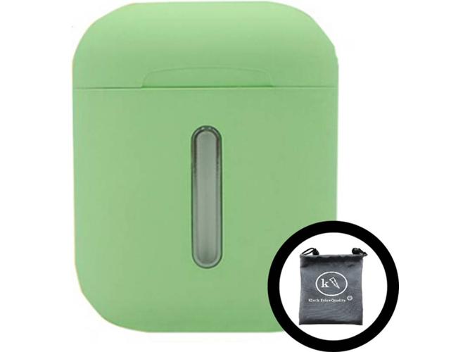 Auriculares Bluetooth True Wireless KLACK Q8L (In Ear - Verde)