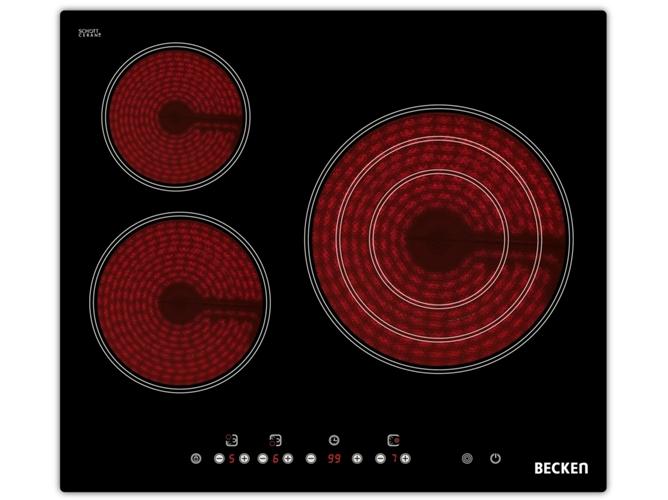 Placa vitrocer mica becken mvh3z60 worten - Vitroceramicas worten ...