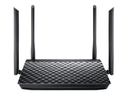 Router inalámbrico ASUS RT-AC1200G+ — Dual Band | 1200 Mbps