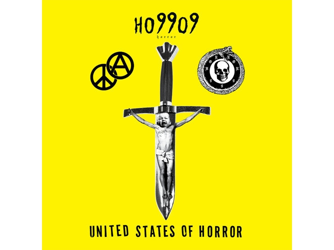 Vinilo HO99O9 - United States Of Horror