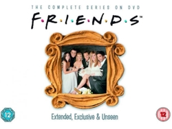 DVD Friends: The Complete Series Collection Inglés