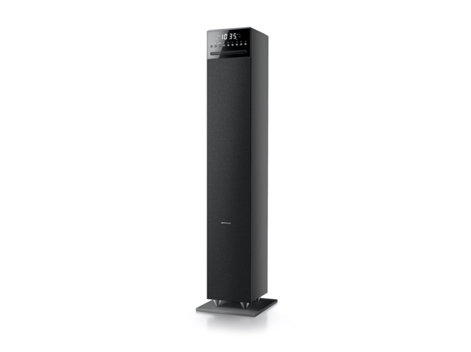 Torre de Sonido MUSE M-1350 BTC 120W, CD, NFC Bluetooth