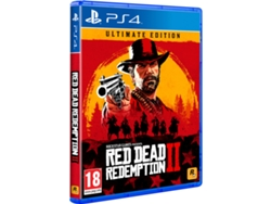 Preventa PS4 Red Deal Redemption 2 Ultimate Edition