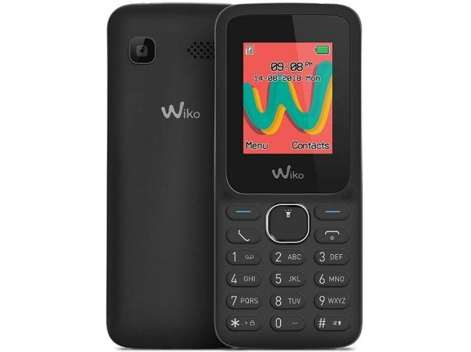 8cf0ffc40d2 Teléfono móvil WIKO Lubi 5 Plus (1.8'' - 2G ...