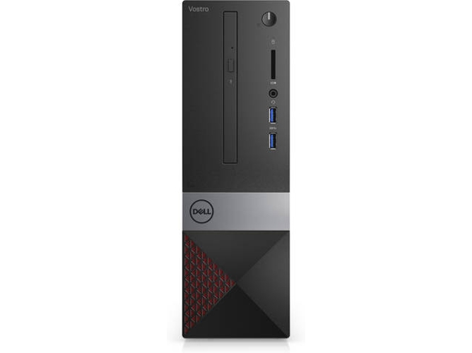 PC Sobremesa DELL Vostro 3470 SFF - DCRWR (i5, RAM: 8 GB, Disco duro: 1 TB HDD) — i5 | 8 GB | 1 TB HDD | Intel UHD 630 | Windows 10 Pro
