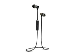 Auriculares VIVANCO Buetooth Air4 Metal Negro — Bluetooth