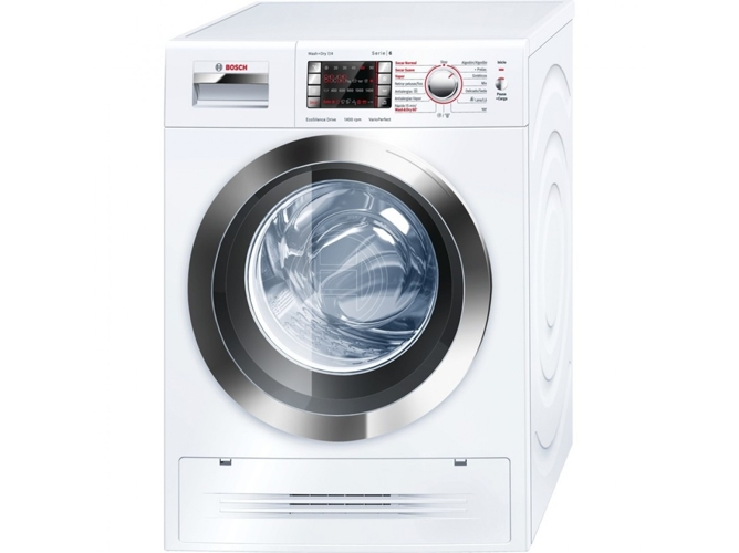 Lavadora secadora bosch wvh28470ep worten for Mueble lavadora carrefour