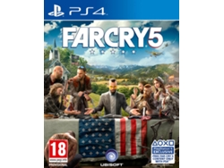 Preventa PS4 Far Cry 5