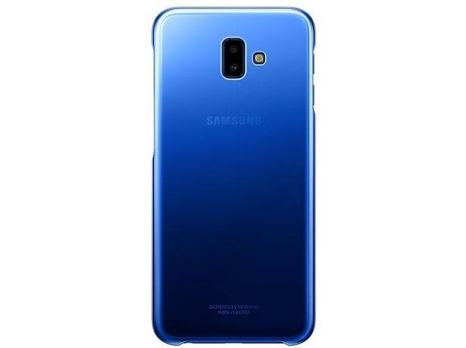 Carcasa Samsung Galaxy J6 Gradation Azul Worten Es