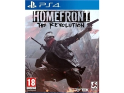 PS4 Homefront:The Revolution First ED