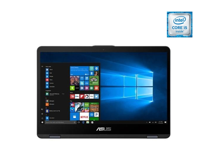 69683017ff9 Portátil Convertible 2 en 1 - 14   ASUS TP410UA-EC306 (i5