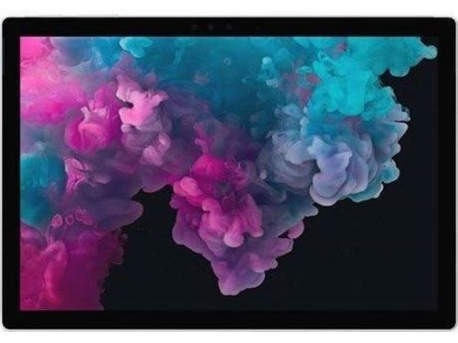 MICROSOFT Surface Pro 6 - KJV-00004 (12.3'' - Intel Core i7-8650U - RAM: 8 GB - 256 GB SSD - Intel UHD 620)