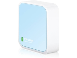 Router TP-LINK TL-WR802N Nano (N300 - Wi-Fi - 300 Mbps)