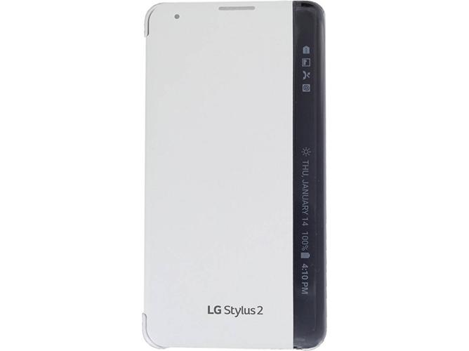 748460791ca Carcasa LG Stylus 2 CFV-170 Blanco