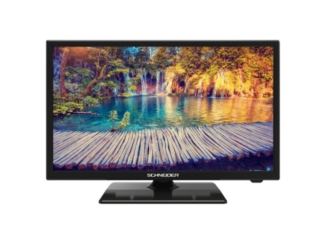 TV SCHNEIDER 22-SCP100FC (LED - 22'' - 56 cm - Full HD)