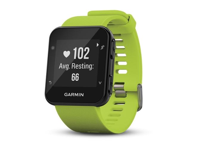 nuevo producto 3fc01 903ec Reloj deportivo GARMIN Forerunner 35 (Bluetooth - 9 días de autonomía -  Verde)