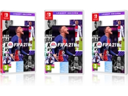 Juego Nintendo Switch FIFA 21 (Legacy Edition - M3)