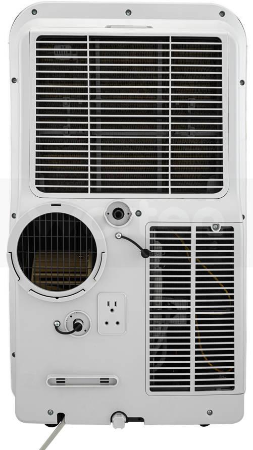 Aire-Acondicionado-Portatil-BECKEN-12000BTU-Clase-A-23m2-Mando-Kit-Instalacion miniatura 6