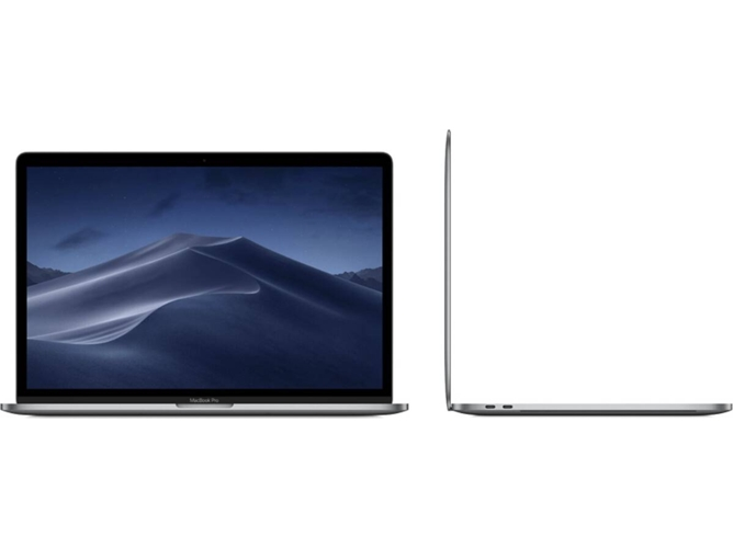 MacBook Pro 2019 TB APPLE Gris Espacial - MV902Y/A (15.4'' - Intel Core i7 - RAM: 16 GB - 256 GB SSD - AMD Radeon Pro 555X) — macOS | QHD