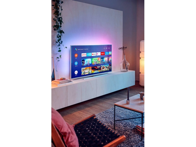 TV PHILIPS 50PUS7304/12 (LED - 50'' - 127 cm - 4K Ultra HD - Smart TV)