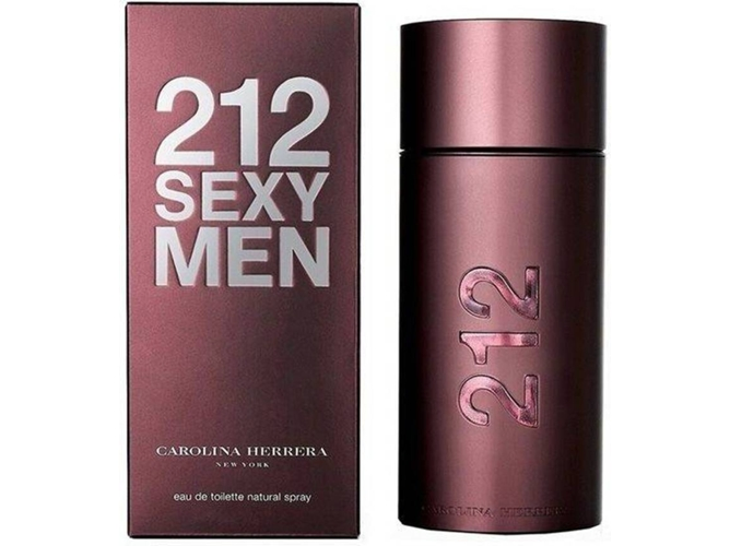 Perfume CAROLINA HERRERA 212 Sexy Men Man (Eau de Toilette - 30ml)