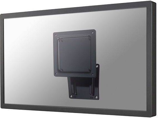 Soporte de Pared para TV  NEWSTAR FPMA-W50 (de 10'' a 30'' - hasta 30 kg - Negro)