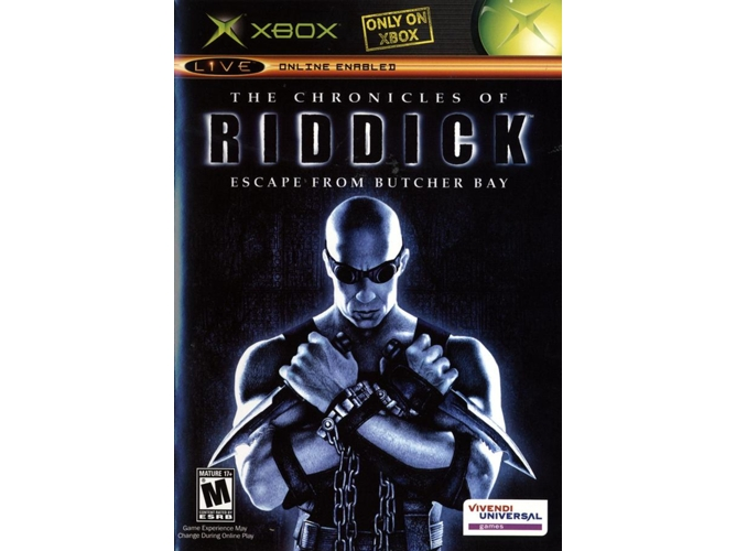 Juego Xbox The Chronicles Of Riddick (EN)
