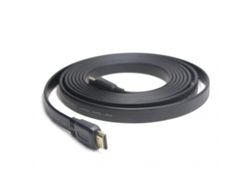 Cable HDMI GEMBIRD Flat Macho 1.8m