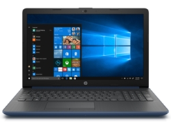 Portátil 15.6'' HP Notebook 15-DB0024NS (AMD A9, RAM: 12 GB, Disco duro: 256 GB SSD)