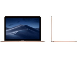 MacBook Pantalla Retina 12'' (Intel Core i5, RAM: 8 GB, Disco duro: 512 GB, Intel HD 615) Oro