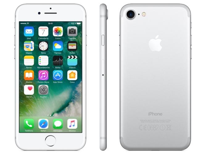 2e872ce2c0b iPhone 7 APPLE (4.7'' - 2 GB - 256 GB - Plateado) - WORTEN